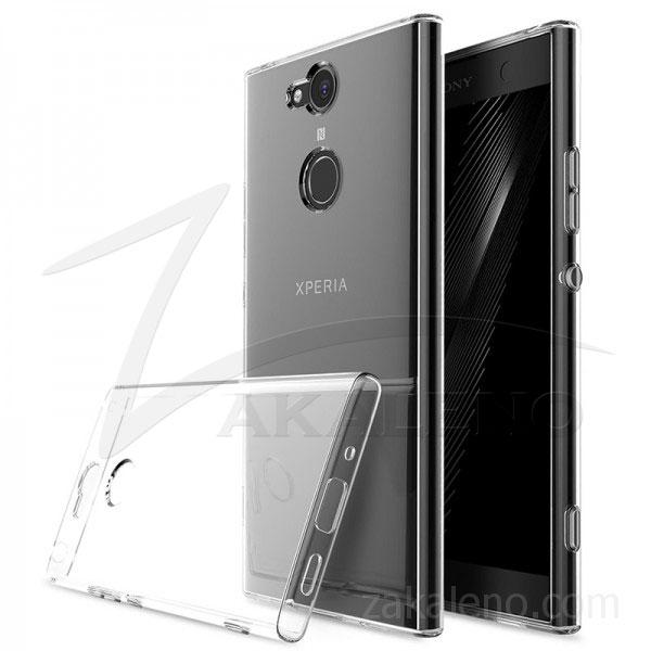 Силиконов калъф гръб за Sony Xperia XA2