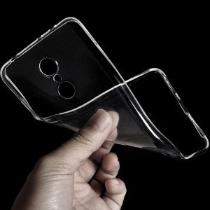 Силиконов калъф гръб за Xiaomi Redmi 5 Plus (Redmi Note 5)