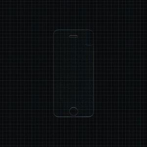 Стъклен протектор за Apple iPhone 5, 5c, 5s, SE