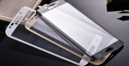 3D извит закален стъклен протектор