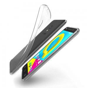 Силиконов калъф гръб за Alcatel U5