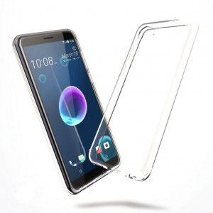 Силиконов калъф гръб за HTC Desire 12