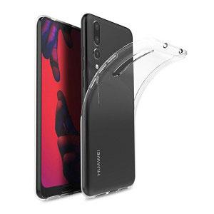 Силиконов калъф гръб за Huawei P20 Pro