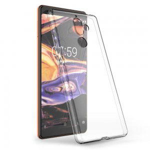 Силиконов калъф гръб за Nokia 7 Plus