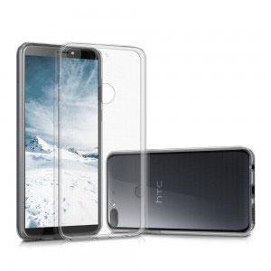 Силиконов калъф гръб за HTC Desire 12+ Plus