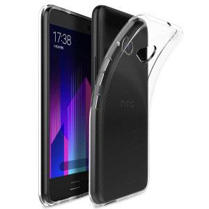 Силиконов калъф гръб за HTC U11 Life
