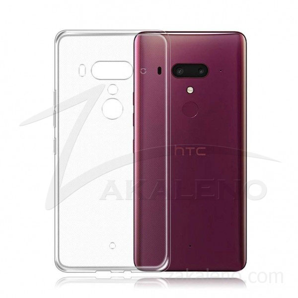 Силиконов калъф гръб за HTC U12+ Plus
