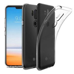 Силиконов калъф гръб за LG G7 ThinQ