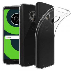 Силиконов калъф гръб за Motorola Moto G6