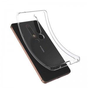 Силиконов калъф гръб за Nokia 6 2018 (Nokia 6.1)