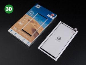 Стъклен протектор за Samsung Galaxy Note 8 (извит 3D протектор с цяло лепило)