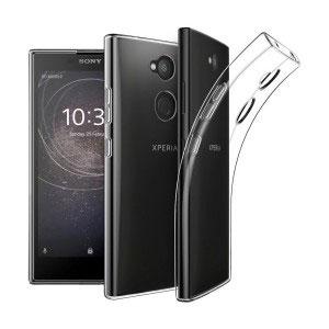 Силиконов калъф гръб за Sony Xperia L2