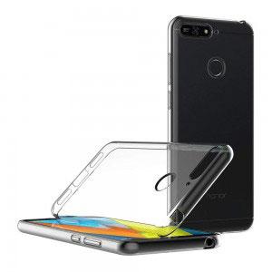 Силиконов калъф гръб за Huawei Honor 7A