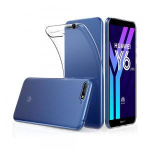 Силиконов калъф гръб за Huawei Y6 2018