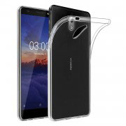 Силиконов калъф гръб за Nokia 3.1 2018