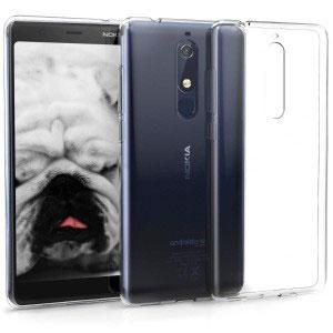Силиконов калъф гръб за Nokia 5.1