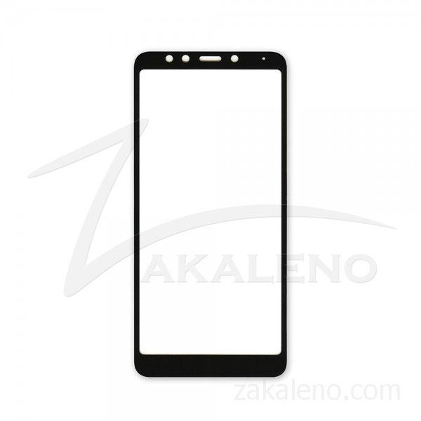 Стъклен протектор за Xiaomi Redmi 5 (цветна рамка с цяло лепило)