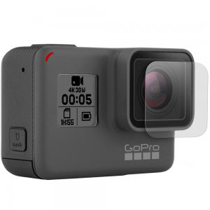 Стъклен протектор за обектив/камера за GoPro Hero 5, 6, 7, 2018