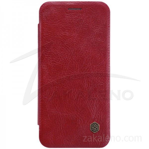 Кожен калъф Nillkin Qin за Huawei P20 Lite