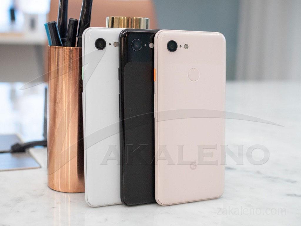 Google Pixel 3 и Google Pixel 3 XL