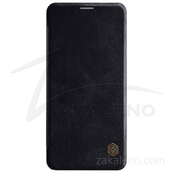 Кожен калъф Nillkin Qin за LG G7 ThinQ