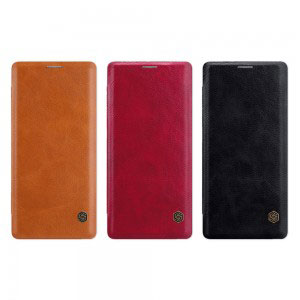Кожен калъф Nillkin Qin за Samsung Galaxy Note 9
