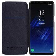 Кожен калъф Nillkin Qin за Samsung Galaxy S9