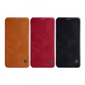 Кожен калъф Nillkin Qin за Xiaomi Mi A2 Lite (Redmi 6 Pro)