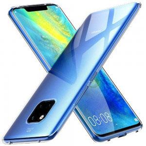 Силиконов калъф гръб за Huawei Mate 20 Pro