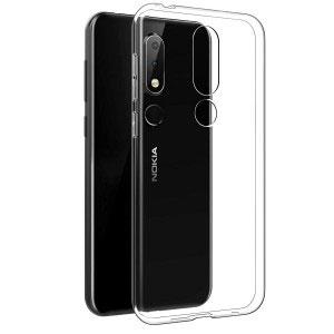 Силиконов калъф гръб за Nokia 6.1 Plus 2018 (Nokia X6)