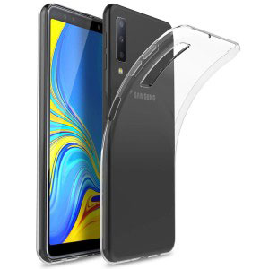 Силиконов калъф гръб за Samsung Galaxy A7 2018