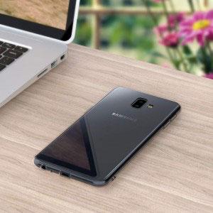 Силиконов калъф гръб за Samsung Galaxy J6+ Plus 2018