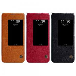Кожен калъф Nillkin Qin за Huawei Mate 20 Pro
