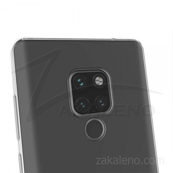 Силиконов калъф гръб за Huawei Mate 20