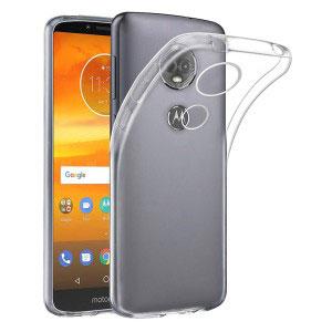 Силиконов калъф гръб за Motorola Moto E5 Plus