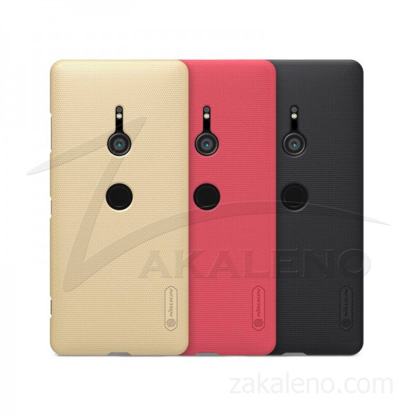 Твърд гръб Nillkin за Sony Xperia XZ3