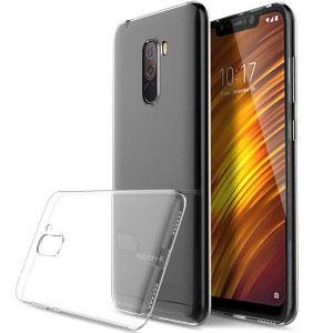 Силиконов калъф гръб за Xiaomi Pocophone F1