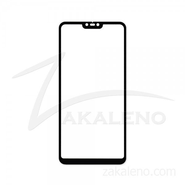 Стъклен протектор за Xiaomi Mi 8 Lite (цветна рамка с цяло лепило)