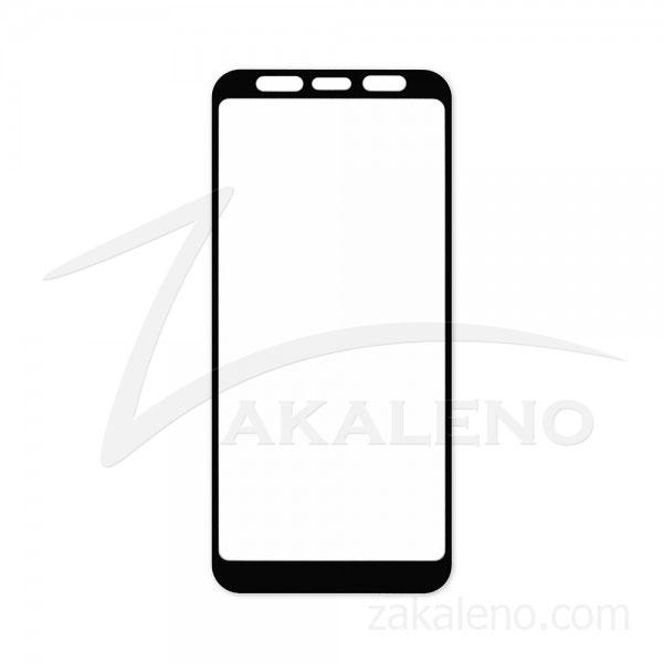 Стъклен протектор за Xiaomi Mi A2, Mi 6X (цветна рамка с цяло лепило)