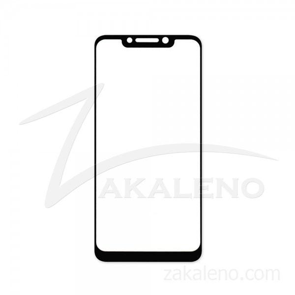 Стъклен протектор за Xiaomi Pocophone F1 (цветна рамка с цяло лепило)