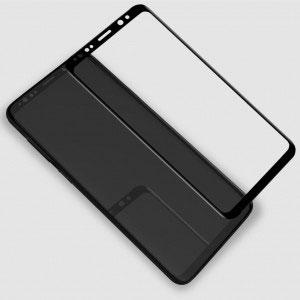 Стъклен протектор за Samsung Galaxy S9 Plus (извит 3D протектор с цяло лепило)