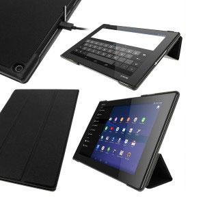 Кожен калъф за Sony Xperia Z2 Tablet