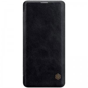 Кожен калъф Nillkin Qin за Samsung Galaxy S10+ Plus