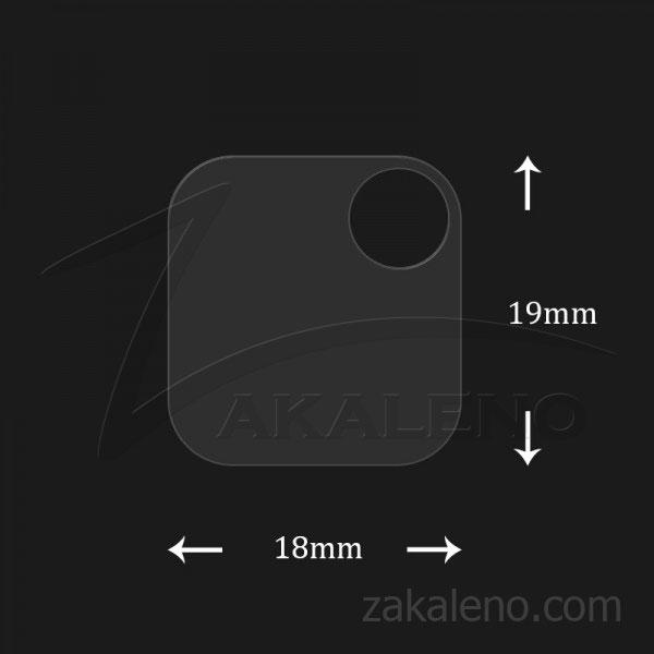 Гъвкав стъклен протектор за задна камера за Huawei Mate 20