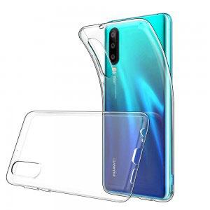 Силиконов калъф гръб за Huawei P30