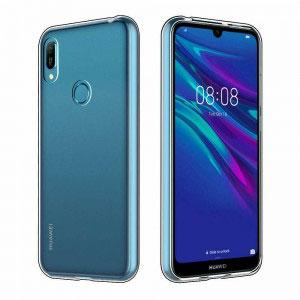 Силиконов калъф гръб за Huawei Y6 2019