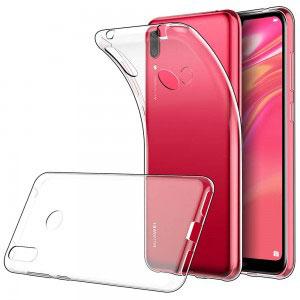 Силиконов калъф гръб за Huawei Y7 2019