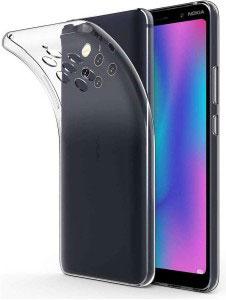 Силиконов калъф гръб за Nokia 9 PureView