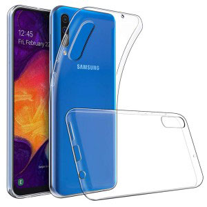 Силиконов калъф гръб за Samsung Galaxy A50