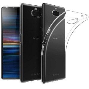 Силиконов калъф гръб за Sony Xperia 10 Plus